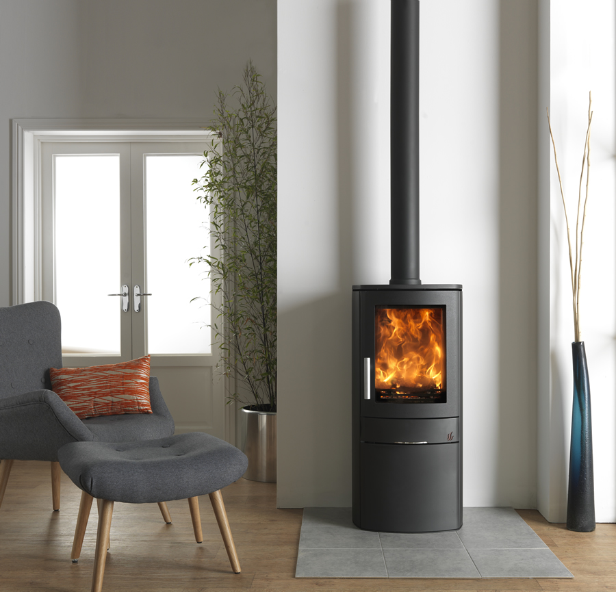 round oak stoves f18