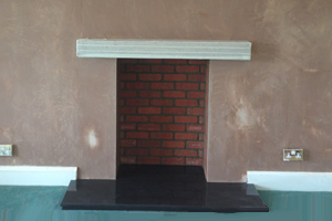 ACR Ashdale Stove install