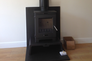 Flavel Arundel Stove install