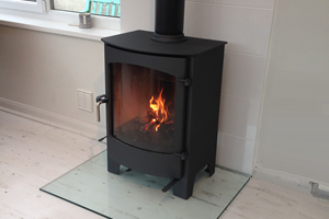 Town & Country Byland wood burning Stove install